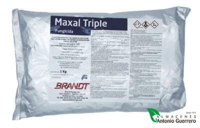Maxal Triple - Almacenes Antonio Guerrero