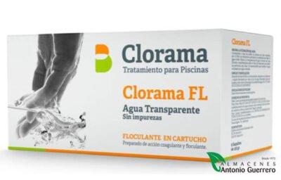 Bote Clorama Floculante Cartucho 1kg - Almacenes Antonio Guerrero