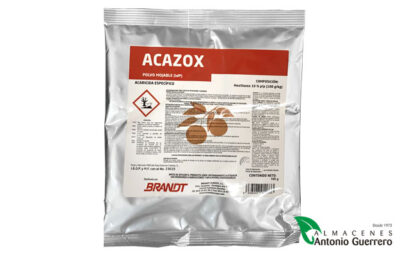 Acazox - Almacenes Antonio Guerrero