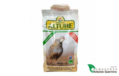 Alimento perdiz reclamo Altube - Almacenes Antonio Guerrero