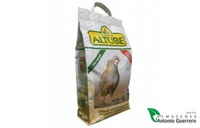 Alimento perdiz reclamo Altube Alta Energía - Almacenes Antonio Guerrero